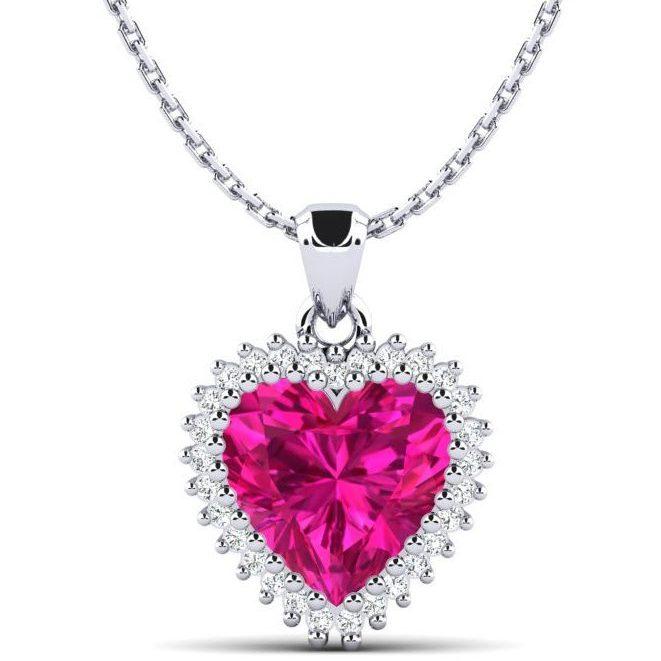swarovski necklace pink ideas for valentines